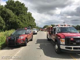 Four vehicle crash closes Rt.#30