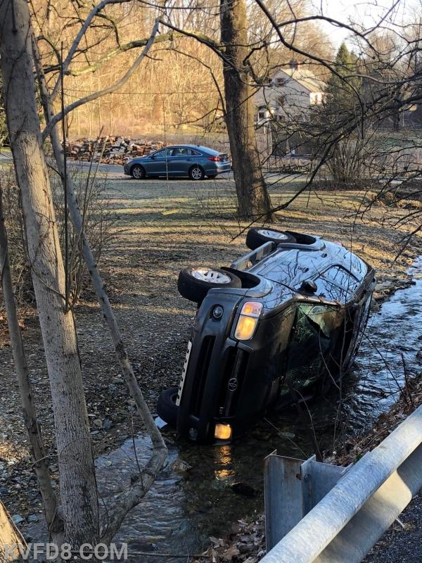 Crash in Highland Township
