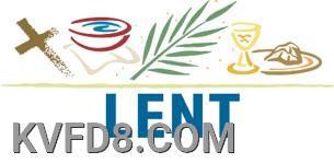 Friday Night Fish Dinner for Lent