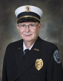 Bruce Trego, Pennsylvania State Fire Commissioner announces grant awards