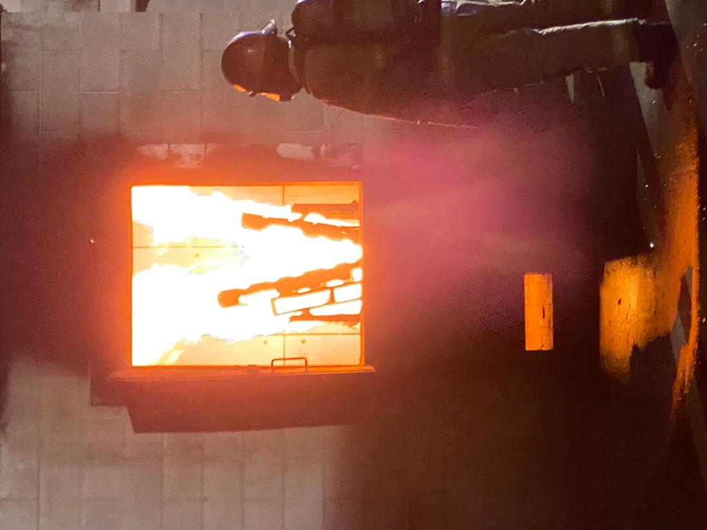 Live Fire Training 03-22-2021
