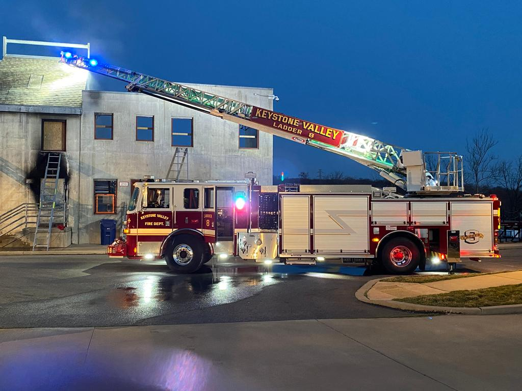 Ladder 8 performing at FDA
