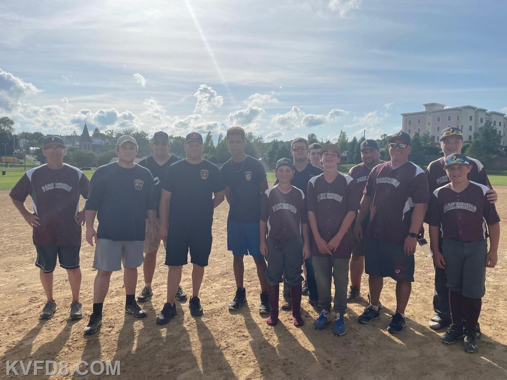 KVFD joining forces with the Parkesburg Ironmen Team to play for 1860's Baseball