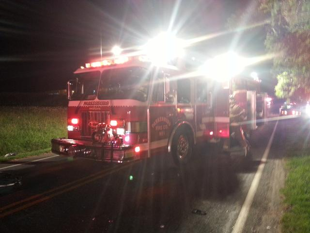 Motor vehicle accident with entrapment in west sadsbury for West valley motor vehicle